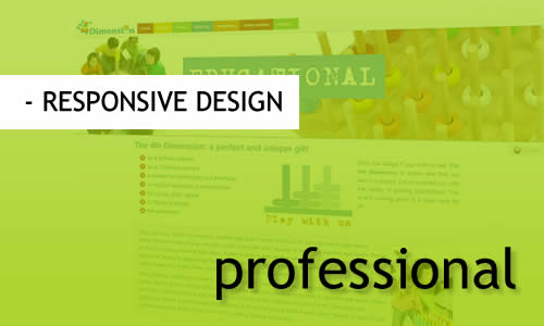 MR Websites responsive webdesign