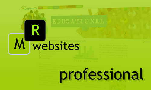 Professioneel web design op maat. Responsive webdesign, development & design in meer talen. MR Websites Content Management Systems (CMS) in uw back office